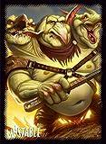 マジック:ザ・ギャザリング プレイヤーズカードスリーブ 『アンステイブル』 《三頭ゴブリン》 (MTGS-023)