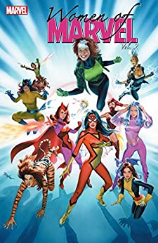 Women of Marvel Vol. 2 (Women of Marvel (2010)) by [Thomas, Roy, Claremont, Chris, Austin, Terry, Gruenwald, Mark, Englehart, Steve]