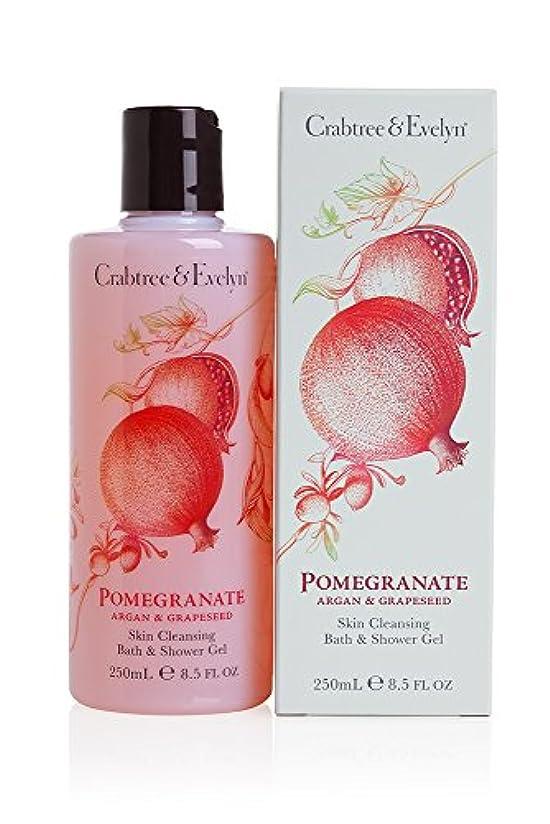 流暢せっかち任命するPomegranate Skin Cleansing Bath and Shower Gel 250ml