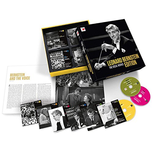 Leonard Bernstein Edition: The Vocal Works