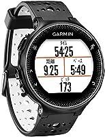 GARMIN ランニングGPS ForAthlete 230J Black×White ガーミン フォアアスリート 230J ブラック×ホワイト 【 日本正規品 】