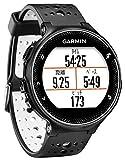 GARMIN(ガーミン) ランニングウォッチ GPS ライフログ ForAthlete 230J ブラック×ホワイト 【日本正規品】 FA230J 371787