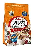 カルビー フルグラ くるみ&りんごメープル味 700g×1袋