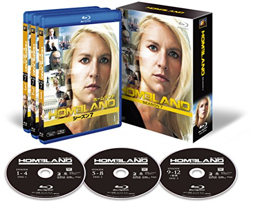 HOMELAND/ホームランド シーズン7 ブルーレイBOX [Blu-ray]