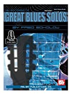 Great Blues Solos: Includes Online Audio (Qwik Guide)