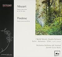 Mozart/Poulenc: 2 and 3 Piano