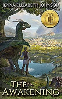 The Awakening: The Legend of Oescienne (Book Three) by [Johnson, Jenna Elizabeth]