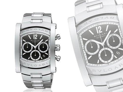 ブルガリ BVLGARI アショーマ クロノ 自動巻き AA48BSSDCH 腕時計 ハイブランド ブルガリ mirai1-25049-ah [並行輸入品] [簡素パッケージ品]
