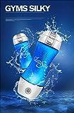 水素水生成器 ジームスシルキー Gyms Silky ポータブル 充電式 携帯型 水素発生ボトル 水素水 ポケット