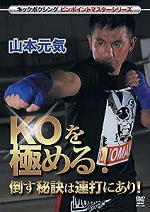 キックボクシングピンポイントマスターシリーズ 山本元気 KOを極める! [DVD]