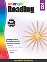 Spectrum Reading Workbook, Grade 8 by Unknown(2014-08-15)