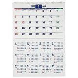 能率 NOLTY 2020年 カレンダー 壁掛け 16 A3 C121 AZ