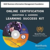 BIMF Business Information Management Foundation Online Certification Learning Success Kit