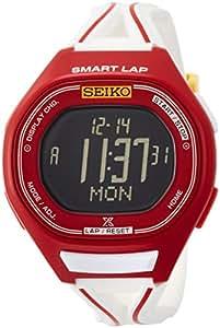 [SUPER RUNNERS]スーパー ランナーズ 腕時計東京マラソン2016記念限定1500本  スマートラップ搭載 クオーツ 10気圧防水 SBEH007