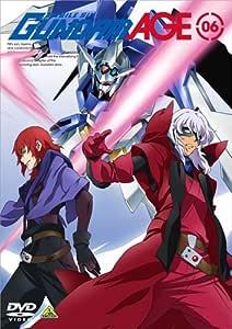 機動戦士ガンダムAGE (MOBILE SUIT GUNDAM AGE) 第6巻 [DVD]