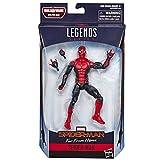 スパイダーマン / ファー・フロム・ホーム ハズブロ マーベルレジェンド 6インチ アクションフィギュア モルテンマン シリーズ アップグレードスーツ スパイダーマン / SPIDER-MAN : FAR FROM HOME 2019 MARVEL LEGENDS MOLTEN MAN SERIES UPGRADE SUIT SPIDER-MAN 映画 最新 マーベル MCU [並行輸入品]