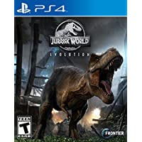 Jurassic World Evolution (輸入版:北米) - PS4
