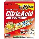 井藤漢方製薬 クエン酸スティック 30日分 2g×60袋