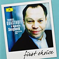 Quasthoff - A Romantic Songbook by Thomas Quasthoff (2012-08-03)