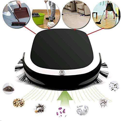 ロボット掃除機 HOCOSY 自動 智能 スマート コードレス 充電式クリーナー 落下防止 小型 水拭き ブラシ 静音 強力 USB充電式 長時間清掃 超大容量 衝撃防止感知センサー