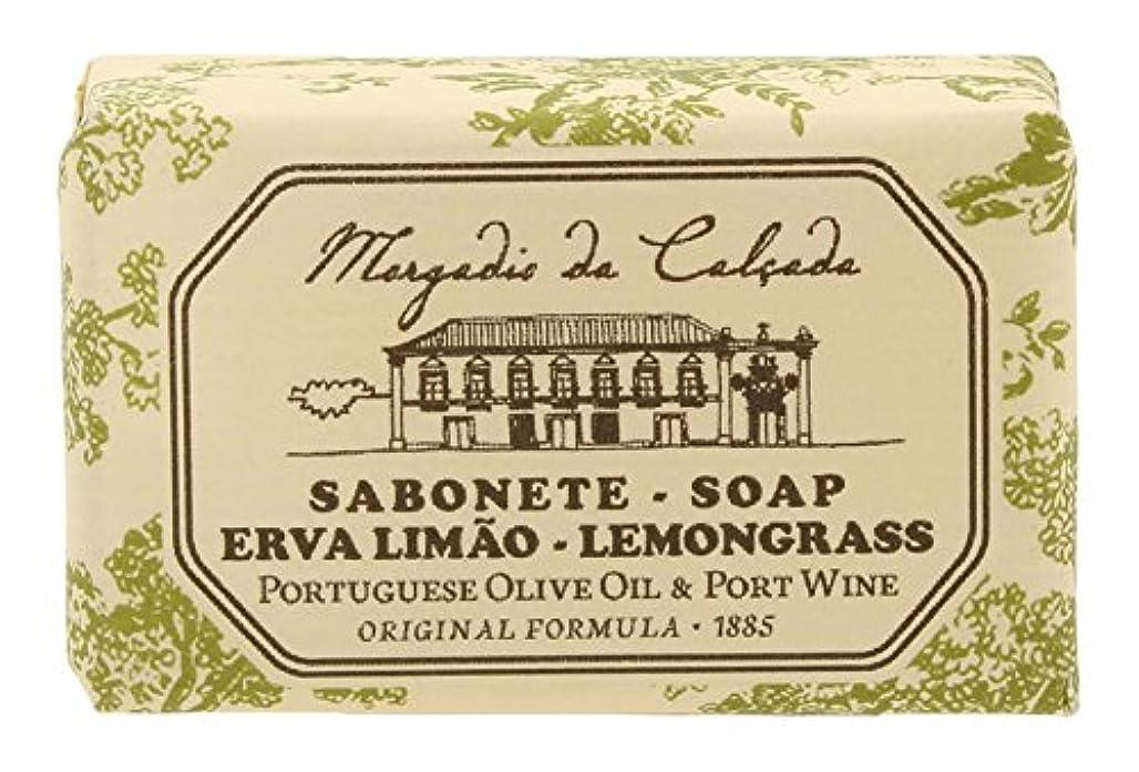 なんとなく以前は港モルガディオ ダ カルサダ ソープ レモングラス 35g