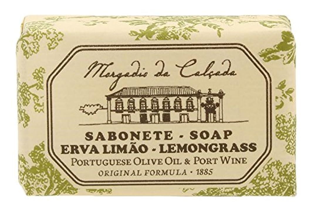 貧困まろやかな楽なモルガディオ ダ カルサダ ソープ レモングラス 35g