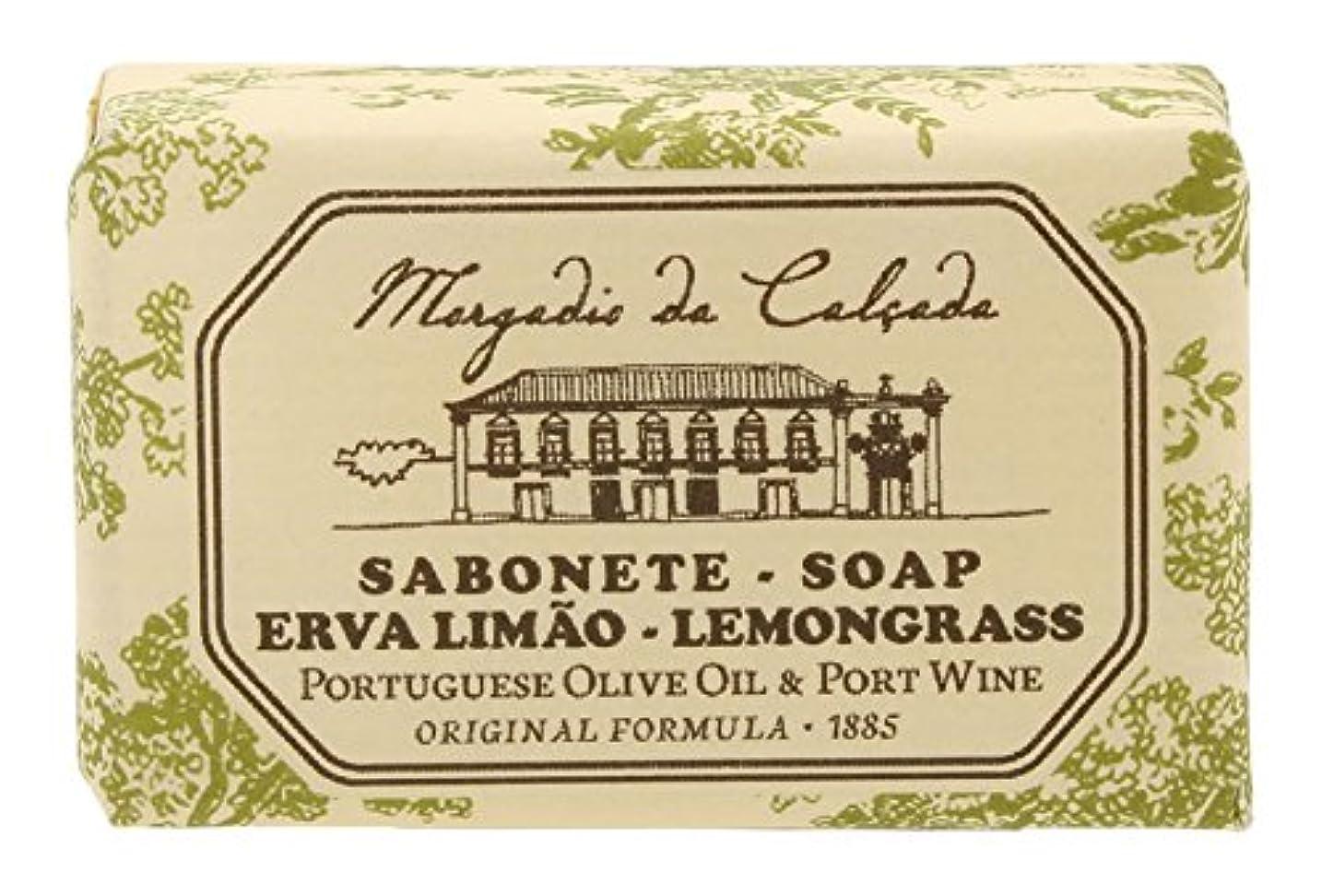 長いですホイットニー増加するモルガディオ ダ カルサダ ソープ レモングラス 35g