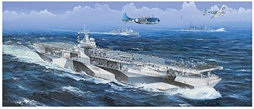 トランペッター 1/350 アメリカ海軍 航空母艦 CV-4 レンジャー プラモデル 05629