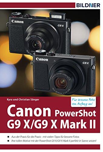 Canon PowerShot G9X / G9 X Mark II - Für bessere F...