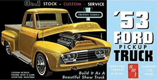 1/25 1953 フォード ピックアップトラック