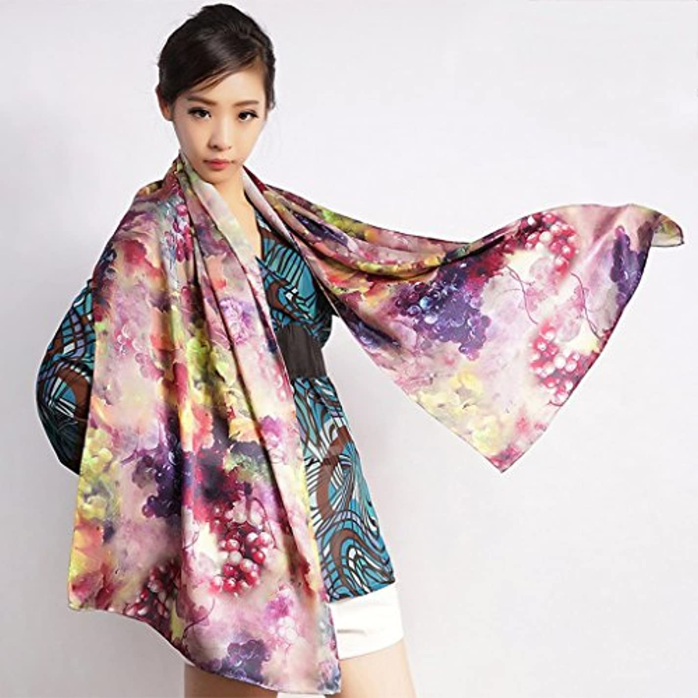 想起くびれた近くGAODUZI Ms. Scarf Scarvesファッションエレガントなフレッシュスカーフ