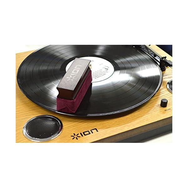 ION Audio レコードクリーニングキット...の紹介画像3