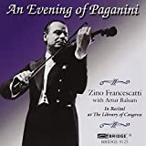 Zino Francescatti Plays Paganini