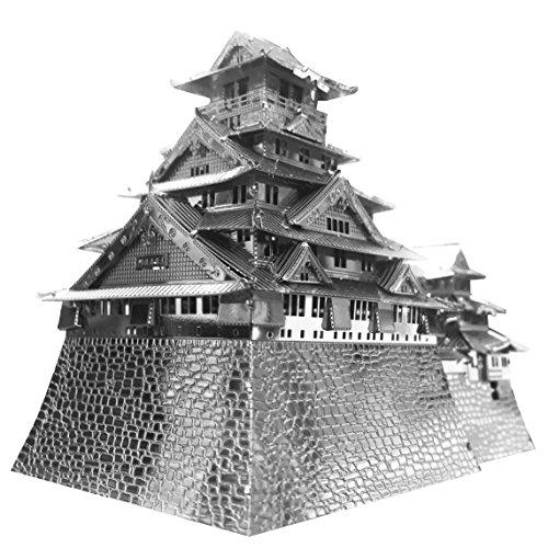 メタリックナノパズル プレミアムシリーズ 大阪城