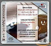 Arthur Grumiaux Plays (Hybr)