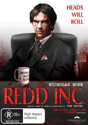 Redd Inc. (2012) ( Inhuman Resources ) ( Redd Inc ) [ NON-USA FORMAT, PAL, Reg.4 Import - Australia ]