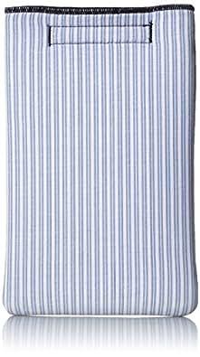 [ピジャマ] iPad Case Mini PAMSH02 SH02 Shirt 02 line blue