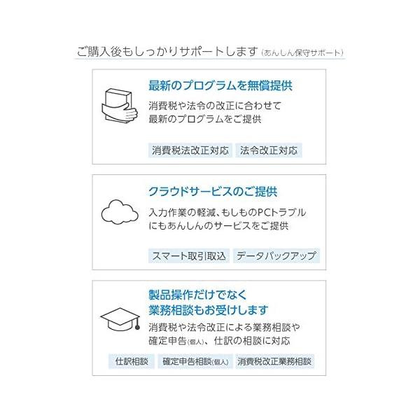 【旧商品】やよいの青色申告 18 |消費税法改...の紹介画像5