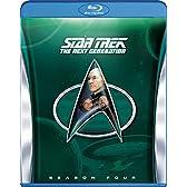 Star Trek: The Next Generation - Season 4 [Blu-ray] [Import]