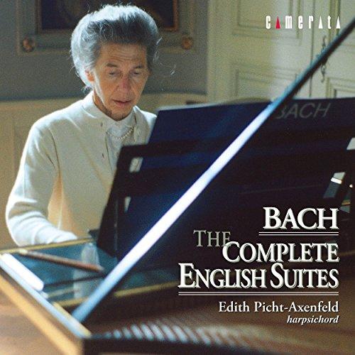 イギリス組曲 第4番 ヘ長調 BWV809: I. Prelude