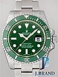 [ロレックス]ROLEX 腕時計 サブマリーナー デイト グリーン 116610LV メンズ [並行輸入品]