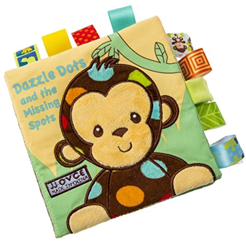 柔らかい布帳かわいい赤ちゃん動物動物図形ベッドCognize Booksベビー子供インテリジェンス開発子供学習教育玩具ギフト