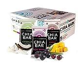 Health Warrior Chia Bars バラエティーパック 3種類 25g×15個入り 並行輸入 [並行輸入品]