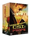 CSI:マイアミ シーズン7 コンプリートDVD BOX-1[DVD]