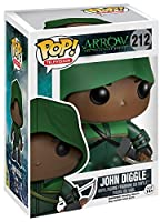Funko Pop TV Arrow John Diggle Vinyl Figure