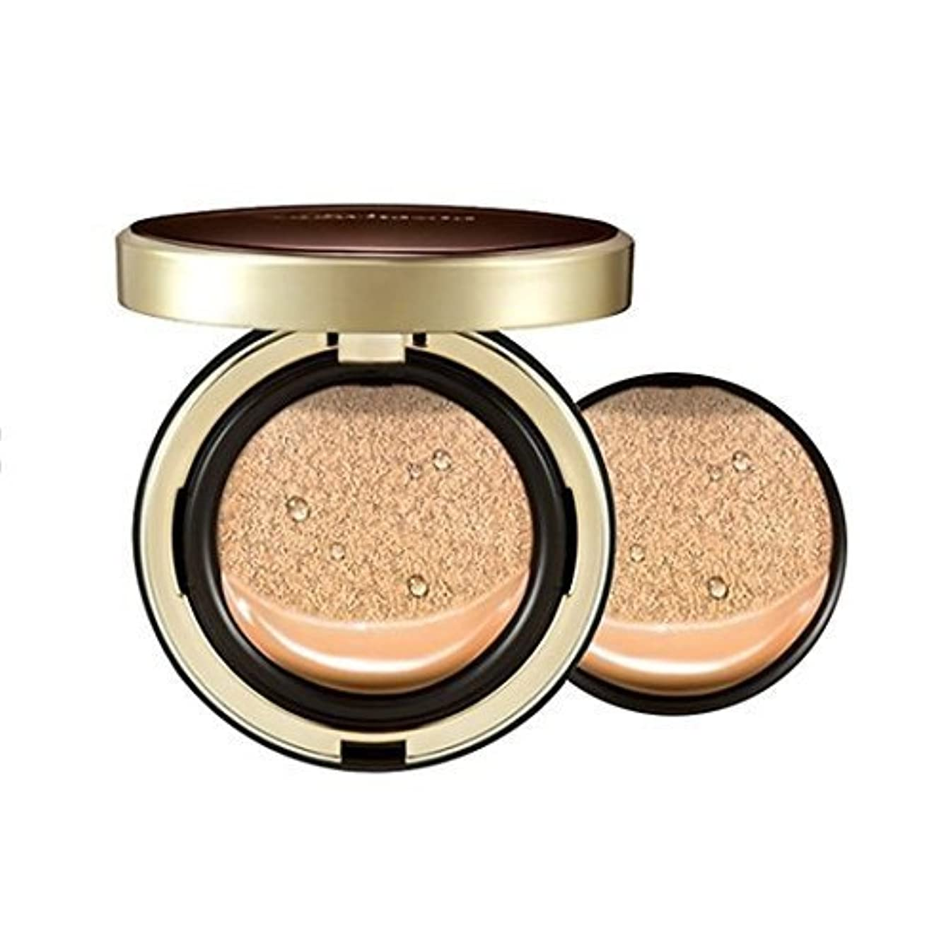 矛盾旅行不振Sulwhasoo Perfecting Cushion Intense SPF50+/PA+++ 15g X2ea (No.25 Deep Beige) by Sulwhasoo [並行輸入品]