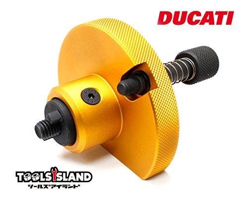 ドゥカティ TDC ポジションクランクシャフトホルダー TH649
