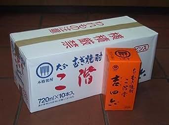 吉四六 ガラス瓶 720ml 1ケース 10本入り
