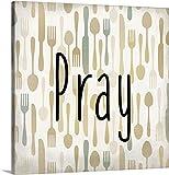 """ギャラリー‐ Eat Pray Love II by Kimberlyアレン 30"""" x 30"""" 2505070_1_30x30_none"""