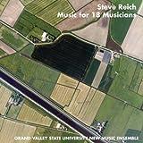 Steve Reich: Music For 18 Musicians by Bill Ryan (2013-08-27)